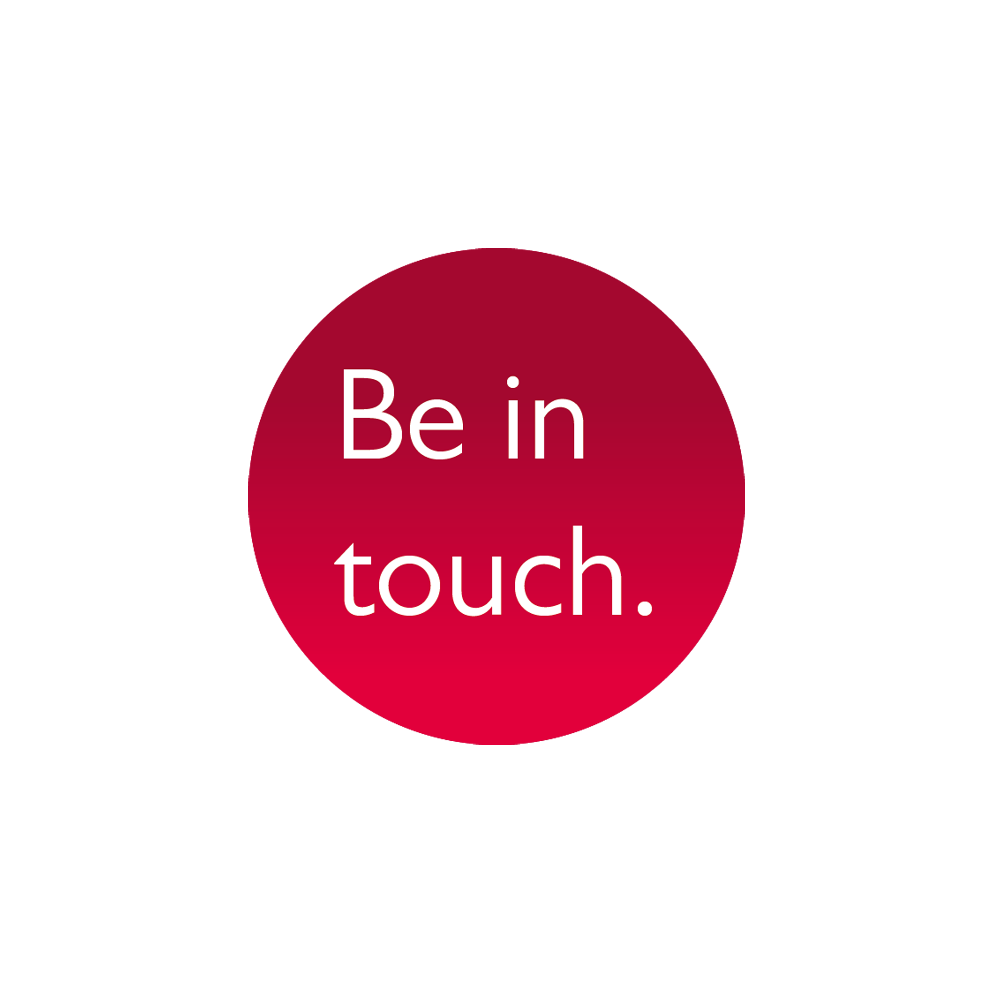 Be in touch GmbH Logo