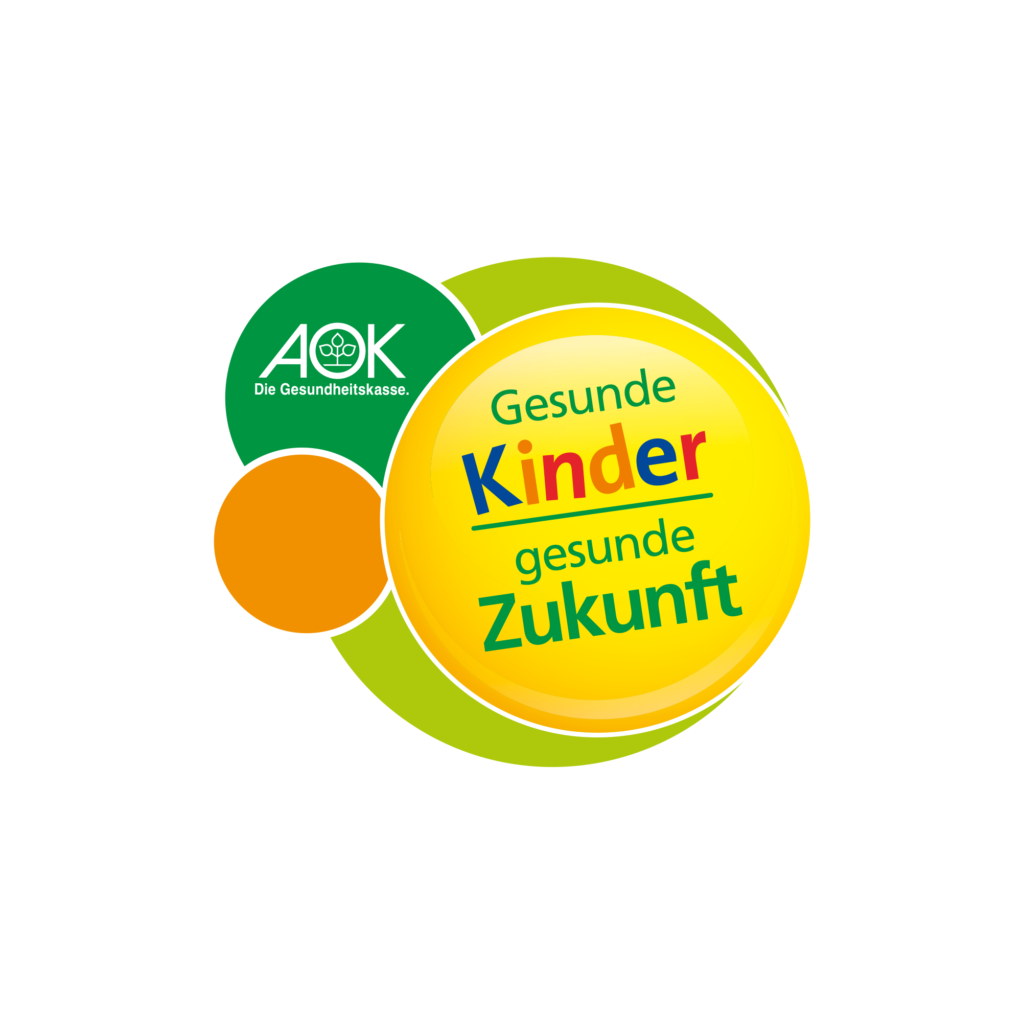 Gesunde Kinder, gesunde Zukunft Logo