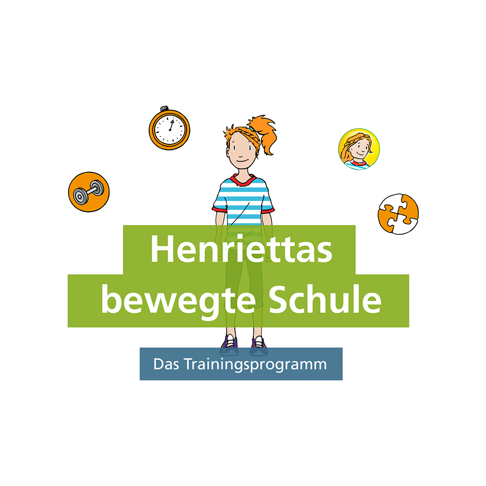 Henriettas bewegte Schule – Ganzkörperworkout